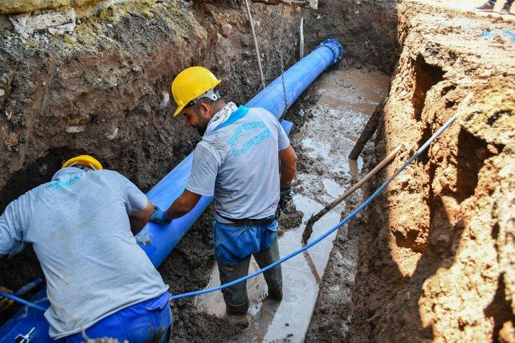 Aksaray su tasarrufu için altyapı çalışması yapıyor