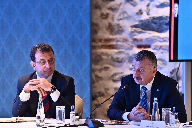 Marmara Denizi Koruma Eylem Planı için kurul toplandı