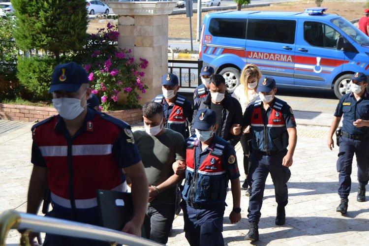 Aydın'da eş zamanlı uyuşturucu operasyonunda 3 tutuklama