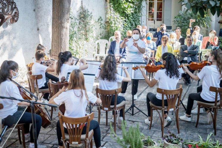 İzmir'de 'Barış'ın evrensel sesi Konak'ta yükselecek