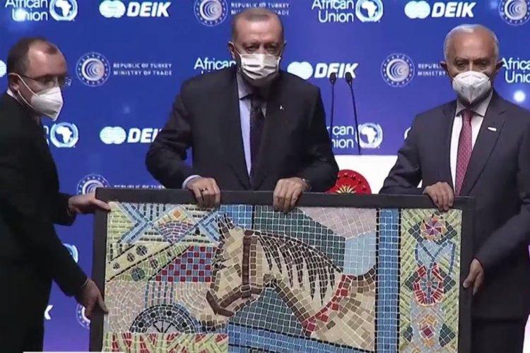 """Cumhurbaşkanı Erdoğan: """"Afrika ile samimi bağlar daha da kuvvetlenecek"""""""